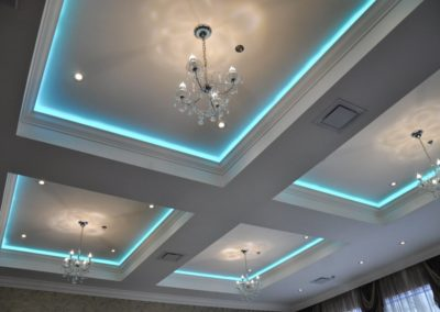 Banquet Hall 2 - ceiling